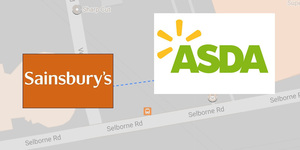 Will Your Area Get An ASDA-Sainsbury's Megastore?