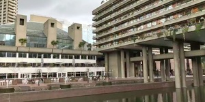 Get Lost In The Multi-Level Labyrinth That Is The Barbican Estate