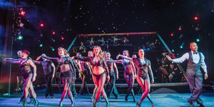 The Gin's Still Cold And The Piano's Hot As Chicago Makes A Spectacular West End Return