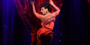 Burlesque Megastar Dita Von Teese Reveals Her London To Us
