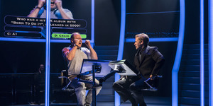 Spluttering Drama Quiz Tells The Story Of Who Wants To Be A Millionaire Cheats