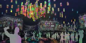 Revealed: What This Year's Oxford Street Christmas Lights Could Look Like