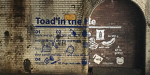 The Mysterious Street Art Recipes Of South-East London