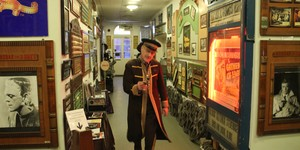 Inside London's Hidden Cinema Museum