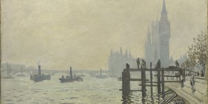 Monet Is Power In This Excellent Exhibition At The National Gallery