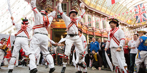 Things To Do In London On St George's Day 2018