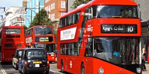 Are You Travelling On London's Most - Or Least - Punctual Bus Route?
