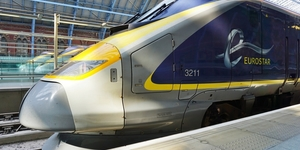 Londoners Enjoy First Direct Train To Amsterdam