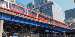 If You're Heading To The Marathon This Weekend, Here's What You Need To Know About That DLR Strike