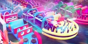 This Giant, Inflatable Obstacle Course Is Coming To London And It Looks Epic