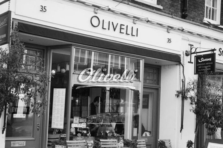 Where Was Londons First Pizza Restaurant Londonist