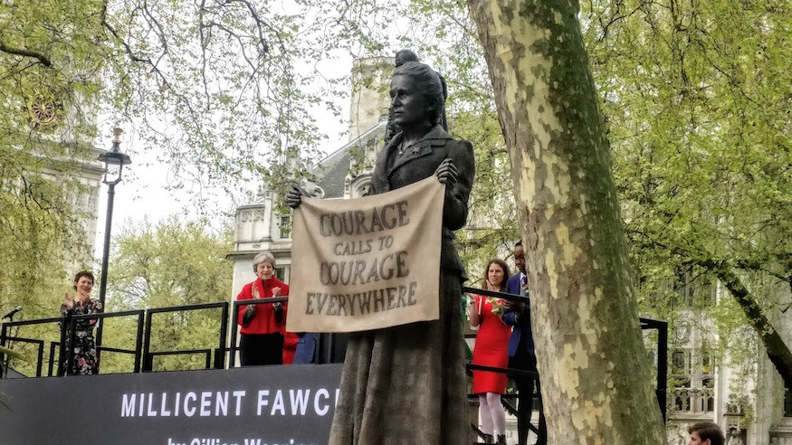 First statue of a woman at Parliament Square to be unveiled