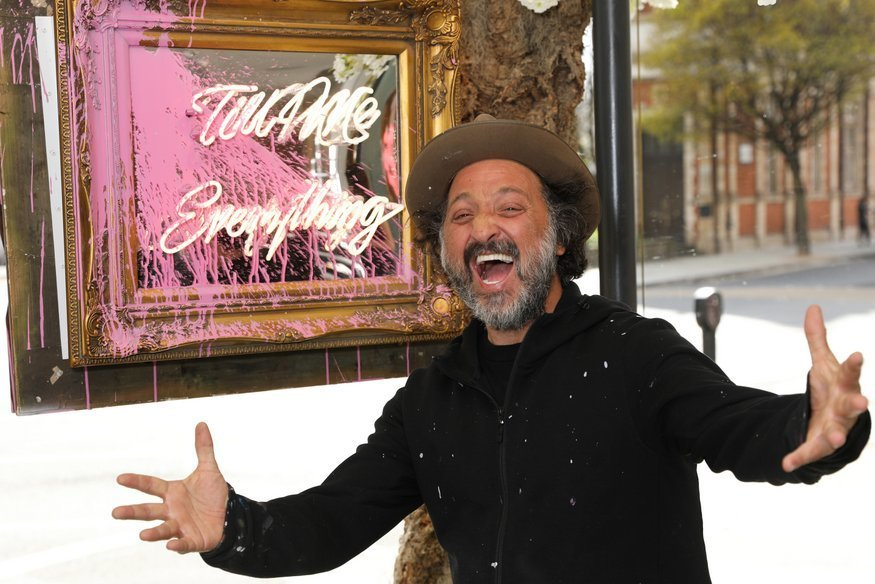 Is Banksy's Creation Mr Brainwash For Real? We Tried To Find Out   Londonist