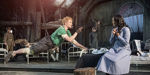 Peter Pan Takes A Dark Turn In Regent's Park