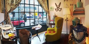 Step Inside The Smallest Gallery In Soho
