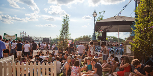 5 Reasons To Head Down To Ally Pally's Free Foodie Festivals This Summer