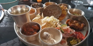 Chokhi Dhani: Indian Food That's Fit For A Raj