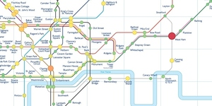 Apparently These Are London's Most Dangerous Tube Stations...