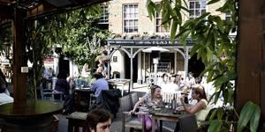 North London's Best Beer Gardens