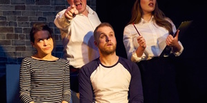 Theatre Review: Worth A Flutter Just Misses The Jackpot