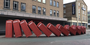 This Has Got To Be London's Oddest Sculpture, Right?