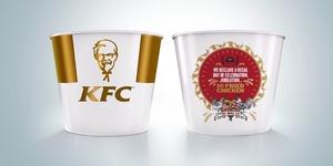 Tasteless Marketing Wedding Stunts: The Royal KFC Bucket