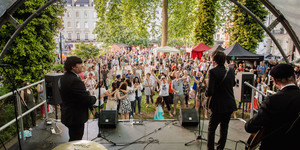 Rock Out At This Fantastic Free Music Festival In Central London This Summer