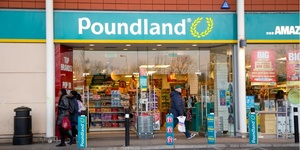 Poundland Has a Go At Thameslink, After 'Chocolate' Dis
