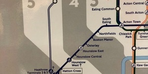 There's A New Tube Map And It's Got A 'Brand New' Line