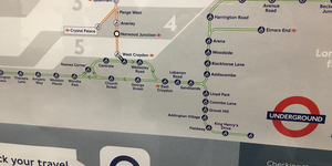 Can You Spot The Blunder On TfL's New Tube Map?