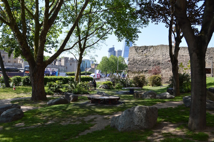 Garden Walk London: Take A Walk Through The City Of London's Pocket Parks