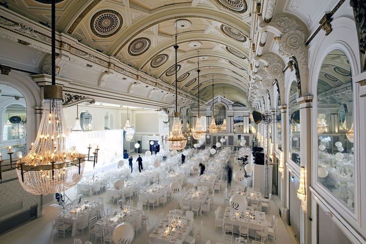 London's Most Beautiful Banqueting Halls for Your Wedding ...