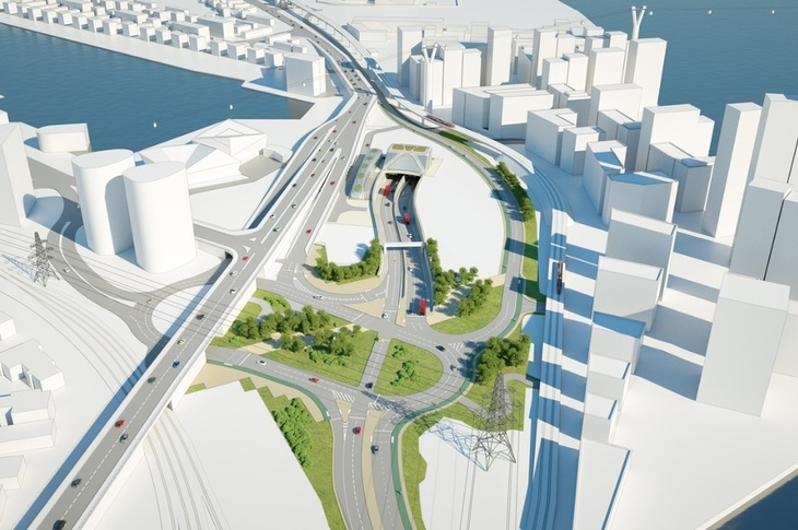 New Tunnel Under The Thames Given The Go-Ahead