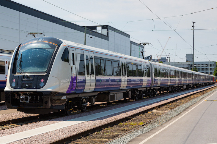 Train Lever In Lodon : What are the new crossrail trains like londonist