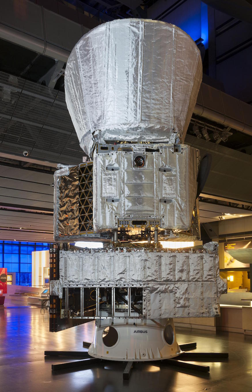 The Science Museum Has An Expensive New Spacecraft On