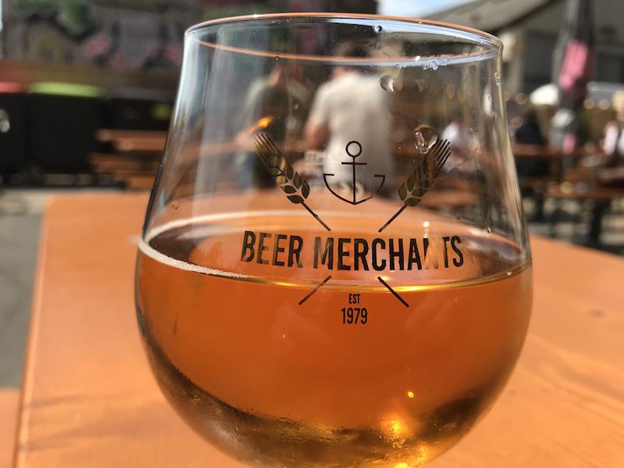 Beer Merchants Tap
