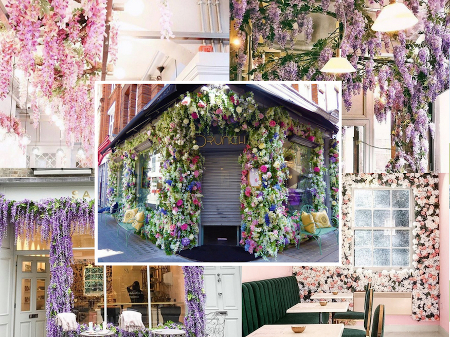e6acb3e664de 5 Flowery Cafes You Probably Didn t Know About