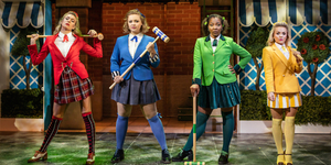 Heathers The Musical Is A Refreshingly Black High School Comedy