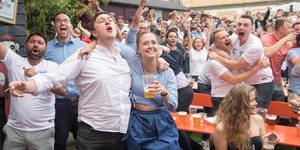 Where To Watch The England Vs. Belgium World Cup Match