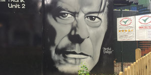 David Bowie: Street Art Legend