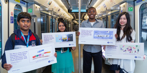 These Kids Have Designed The New Crossrail Posters