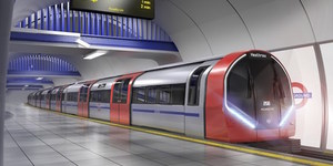 Here's What The New Piccadilly Line Trains Will Look Like