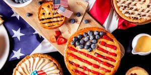 Try These Limited Edition American Menus In London For Independence Day 2018