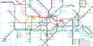 Did You Know TfL Has A Special Tube Map For Those Who Want To Avoid Stairs?