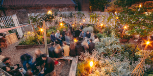 Cocktails And A Campfire In A Secret Garden: The Midnight Apothecary Is Back