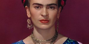 Monobrows, Self-Portraits And Polio: Frida Kahlo's Life Bared At V&A
