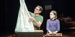 The Young Vic Has Finally Come Of Age With Fun Home