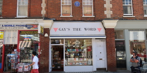 Gay's The Word Wants You To Notice It