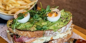 London's Greatest Avocado Dishes