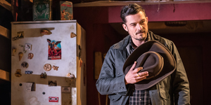 Orlando Bloom Is Now Playing A Psychotic Hitman In The West End